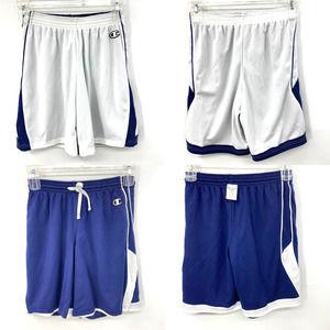 Champion Reversible Shorts Active Blue White Large